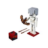 LEGO 21150 MINECRAFT BIGFIG SKELET+KUBUS