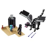 LEGO 21151 HET LAATSTE GEVECHT