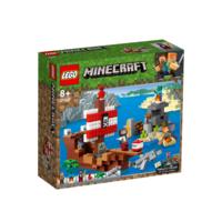 LEGO Minecraft Avontuur op het piratenschip 21152