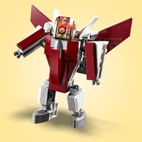 LEGO 31086 FUTURISTISCH VLIEGTUIG