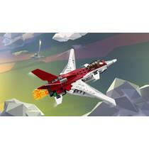 LEGO CREATOR 31086 FUTUR. VLIEGTUIG
