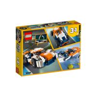 LEGO 31089 ZONSONDERGANG BAANRACER