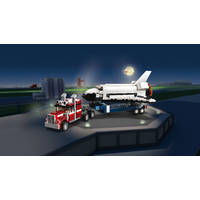 LEGO 31091 SPACESHUTTLE TRANSPORT PT