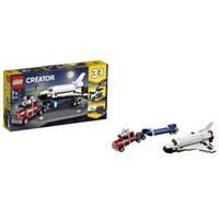 LEGO Creator spaceshuttle transport 31091