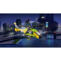 LEGO 31092 HELIKOPTER AVONTUUR
