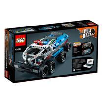 LEGO TECHNIC 42091 POLITIE ACHTERV. PT