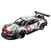 LEGO 42096 PRELIMINARY GT RACE CAR