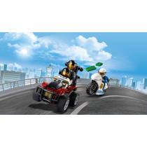 LEGO CITY 60208 PARACHUTE ARRESTATIE