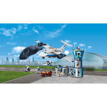 LEGO CITY 60210 LUCHTMACHTBASIS