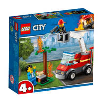 LEGO City barbecuebrand blussen 60212