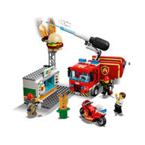 LEGO CITY 60214 HAMBURGERRESTAURANT