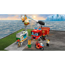 LEGO CITY 60214 HAMBURGERRESTAURANT