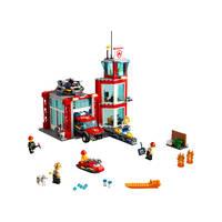 LEGO 60215 BRANDWEERKAZERNE