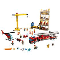LEGO CITY 60216 BRANDWEERKAZERNE ID STAD