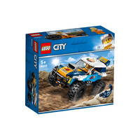LEGO City woestijn rallywagen 60218