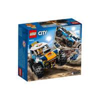 LEGO 60218 WOESTIJN RALLYWAGEN