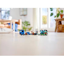LEGO CITY 60223 MAAIDORSER TRANSPORT