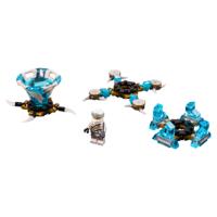 LEGO 70661 SPINJITZU ZANE