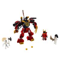 LEGO 70665 DE SAMOERAI MECH
