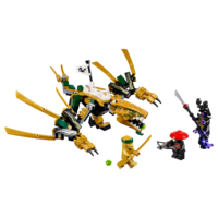 LEGO 70666 DE GOUDEN DRAAK