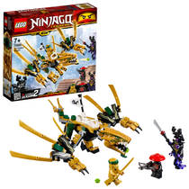 LEGO NINJAGO 70666 DE GOUDEN DRAAK