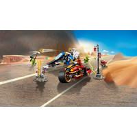 LEGO 70667 ZWAARDMOTOR & SNEEUWSCOOTER