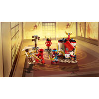 LEGO NINJAGO 70680 KLOOSTERTRAINING