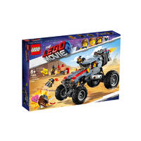 LEGO The LEGO Movie 2 Emmets en Lucy's vlucht buggy 70829