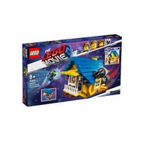 LEGO 70831 EMMETS DRMHUIS/REDDINGSRAKET