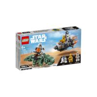 LEGO Star Wars Escape Pod vs. Dewback Microfighters 75228