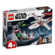 LEGO Star Wars X Wing Starfighter Trench Run 75235
