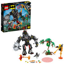 LEGO SH 76117 BATMAN MECH PLUS