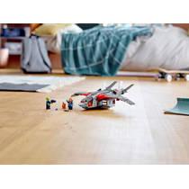 LEGO SH 76127 AANVAL VD SKRULLS