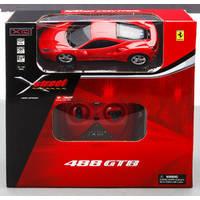 Op afstand bestuurbare auto Ferrari 488 GTB 1:32 - rood