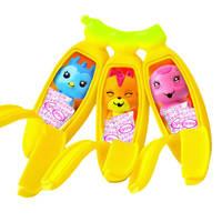 BANANA'S PACK - YELLOW, PINK, YELLOW