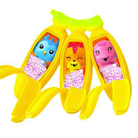 BANANA'S PACK - ORANGE, YELLOW, PINK