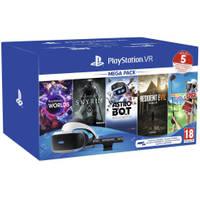 PlayStation VR Mega Pack 5 games