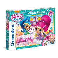Clementoni puzzel Shimmer & Shine - 104 stukjes