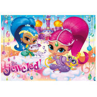 JEWELS 104 PCS - SHIMMER AND SHINE
