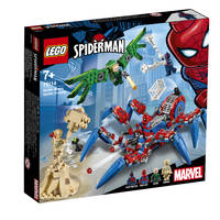 LEGO Marvel Super Heroes Spider-Man's spidercrawler 76114