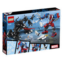 LEGO 76115 SPIDER MECHA VS. VENOM