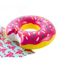 BARBIE DONUT LUCHTBED