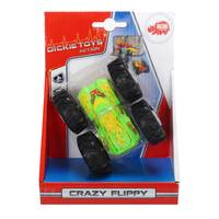 Dickie Toys auto Crazy Flippy - 10 cm