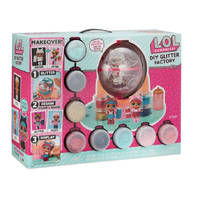 L.O.L. Surprise! DIY glitterfabriek