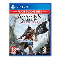 PS4 Hits Assassins Creed IV Black Flag