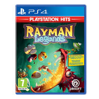 PS4 Hits Rayman Legends