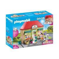 PLAYMOBIL City Life mijn bloemenwinkel 70016