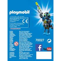 PLAYMOBIL 70027 RUIMTEAGENT
