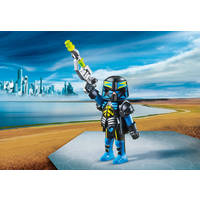 PLAYMOBIL 70027 SPACE AGENT