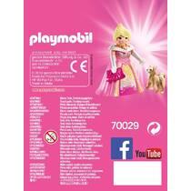 PLAYMOBIL 70029 PRINSES MET HOND